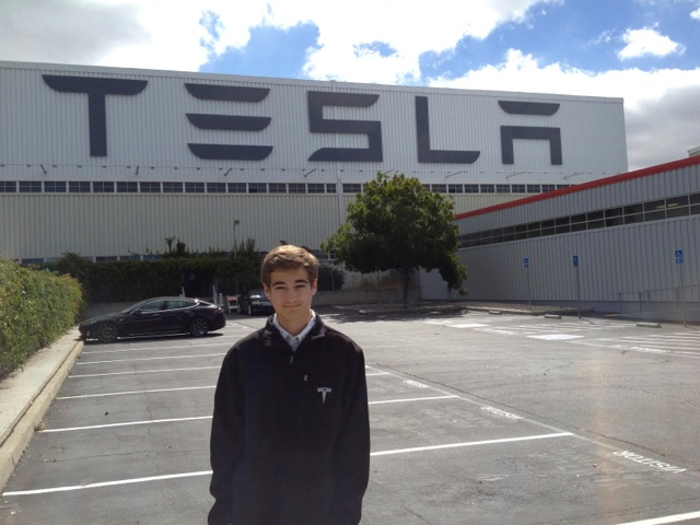 a visit to the tesla factory drive electric vermont. Black Bedroom Furniture Sets. Home Design Ideas