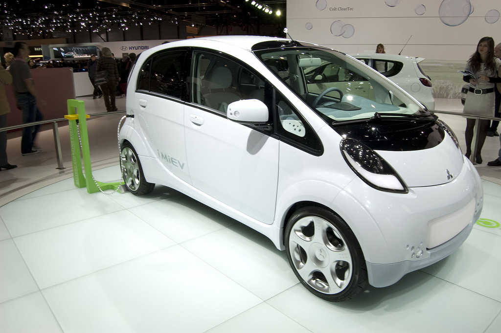 What To Lease In Vermont Mitsubishi I Miev