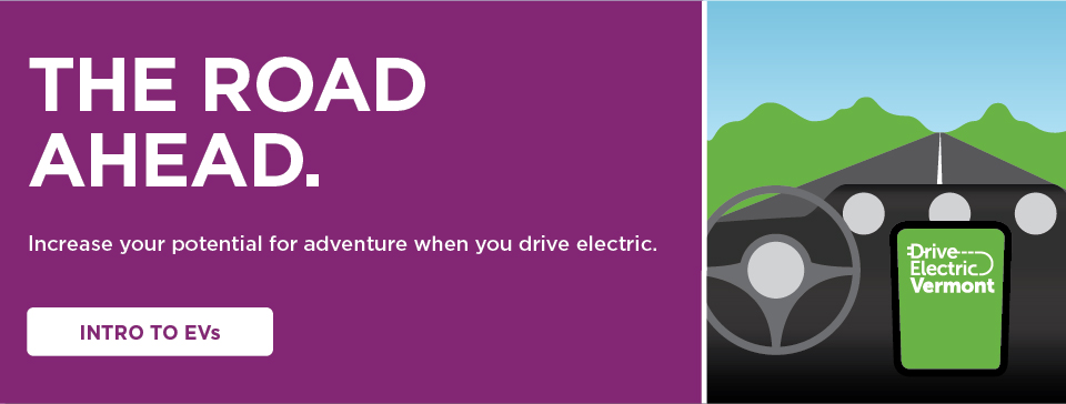 Increase your potential for adventure when you drive electric