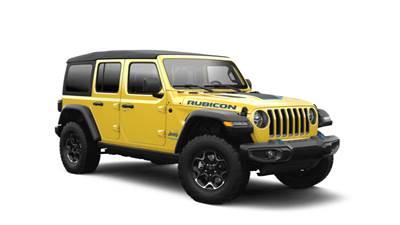 Jeep Wrangler 4xe photo
